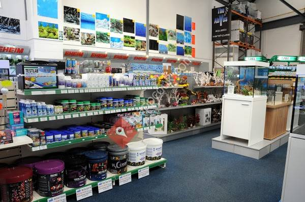 Abyss Aquatic Warehouse - Stockport