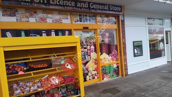 Alisia Off Licence and General Stores