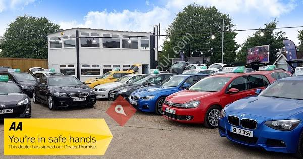 Approved Cars Croydon