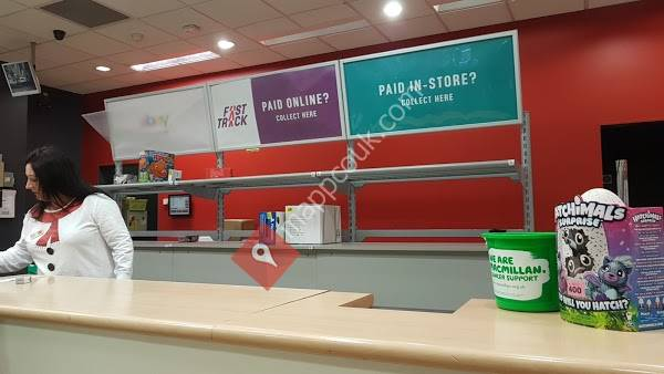 Argos Workington