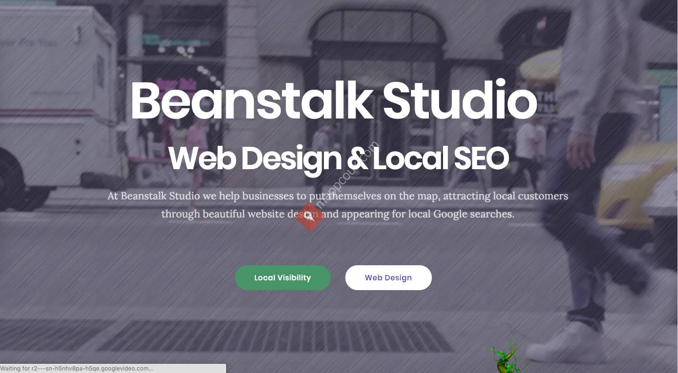 Beanstalk Studio Web Design & Local SEO