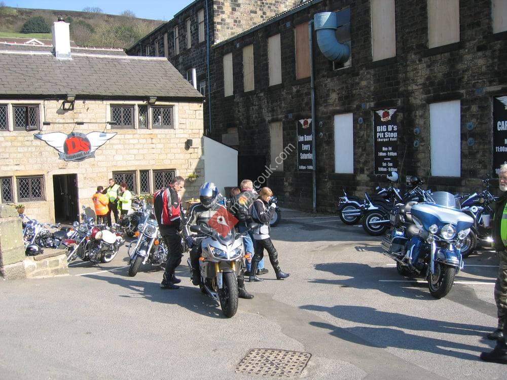 Big Ds Bikers cafe/bar