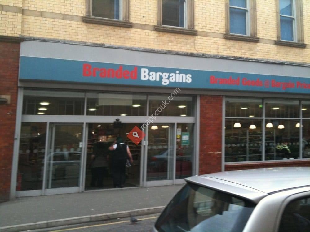 Branded Bargains