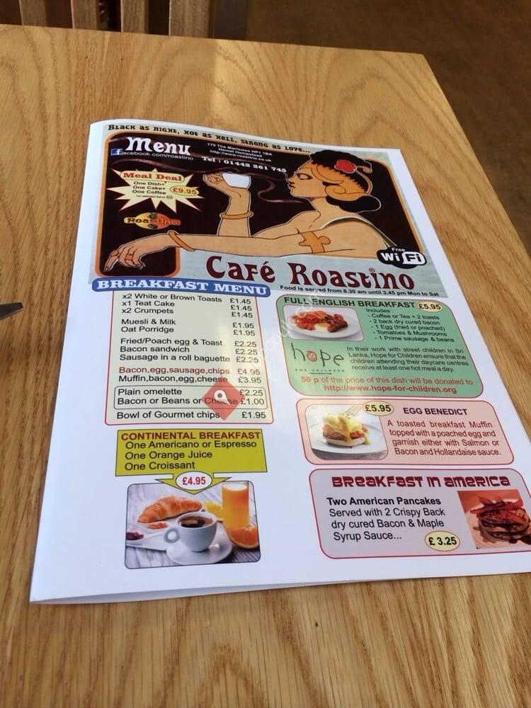 Café Roastino