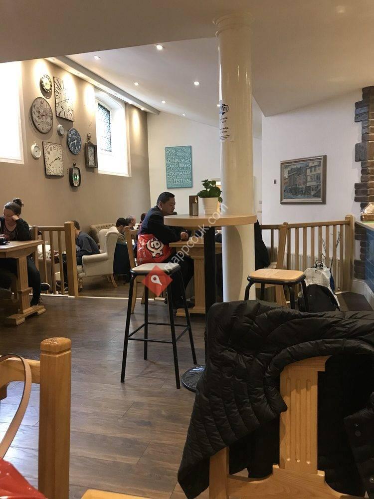 Carruber's Cafe