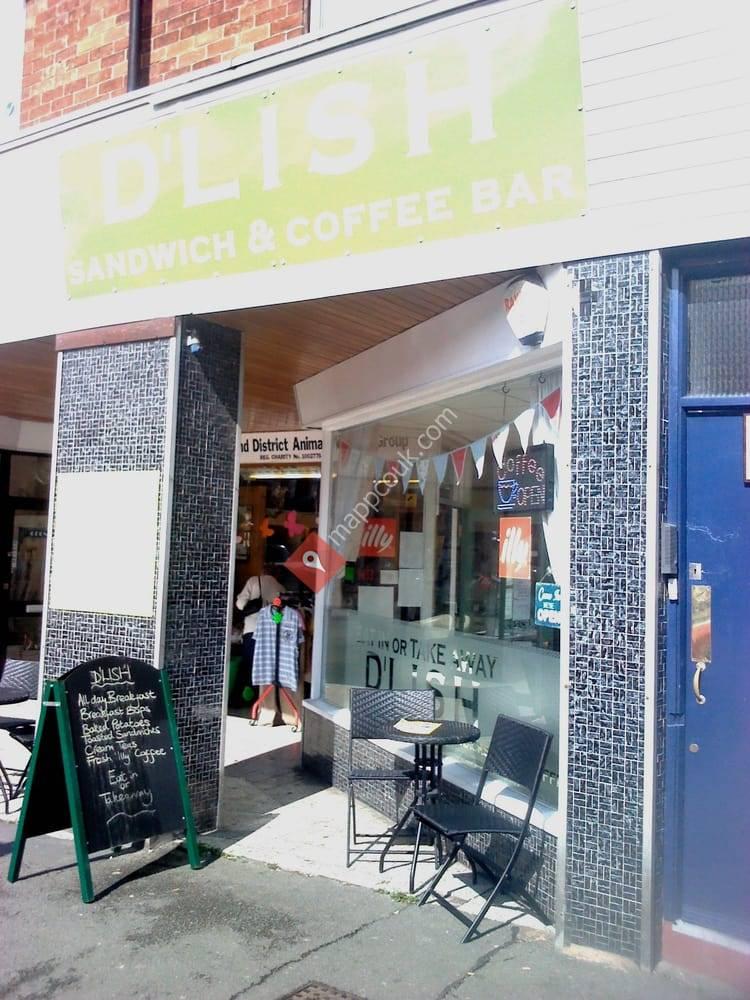 D'Lish Sandwich & Coffee Bar