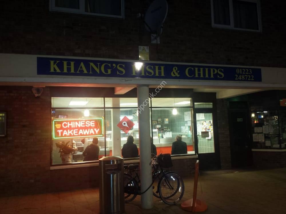 Khang's Fish & Chips