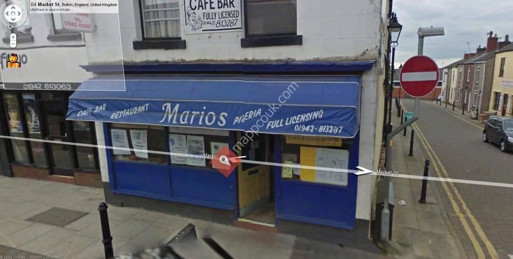 Mario Cafe Bar