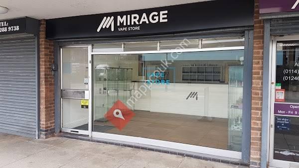 Mirage Vape Store - Woodhouse - Sheffield