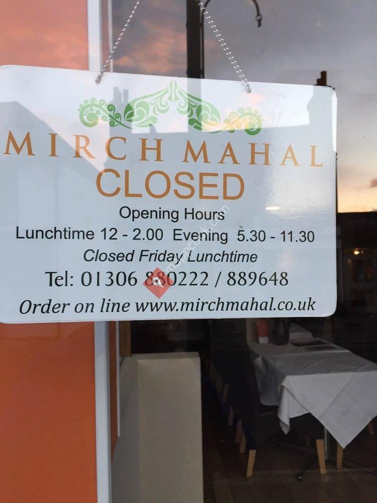 Mirch Mahal