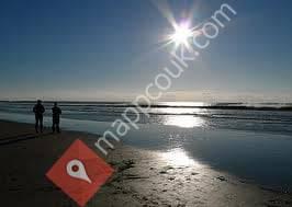 Ogmore-by-Sea Beach