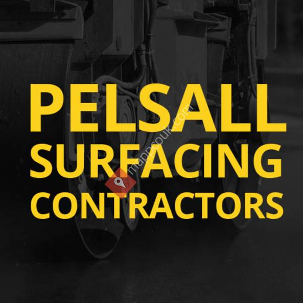 Pelsall Surfacing Contractors