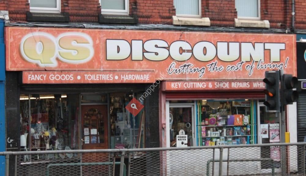 Q S Discount