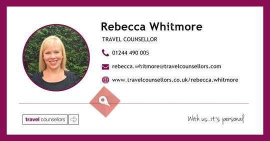 Rebecca Whitmore Travel Counsellors