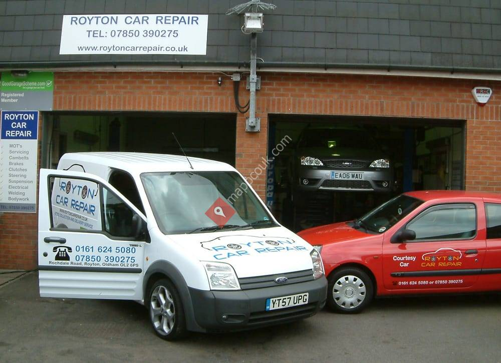 Royton Car Repair