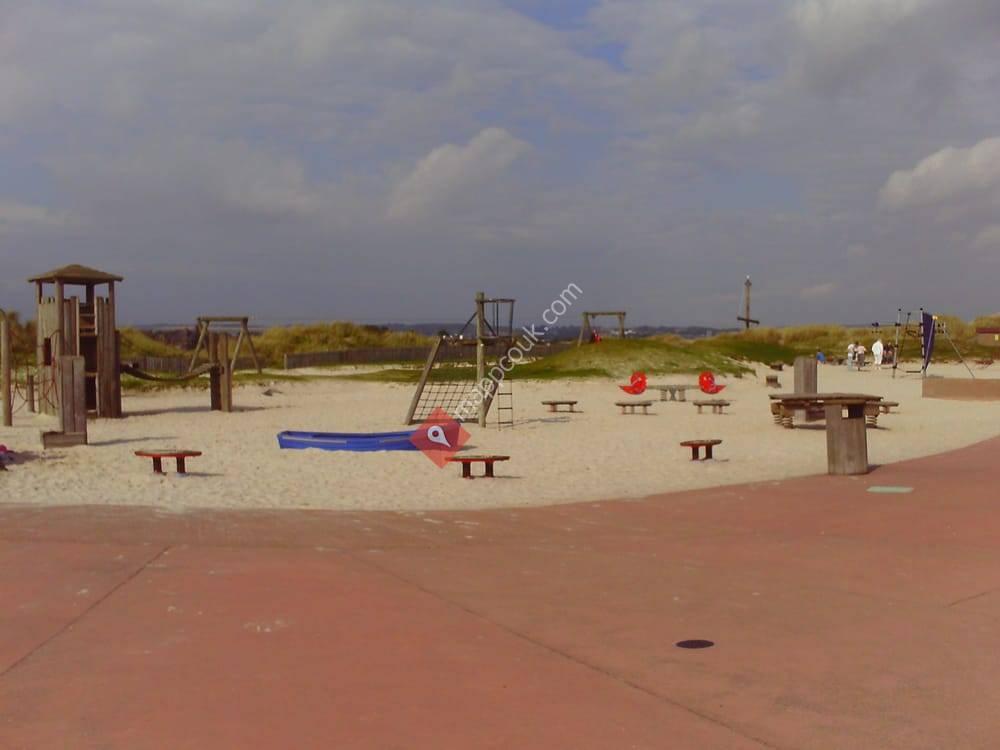 Seafront Splash Beach Park