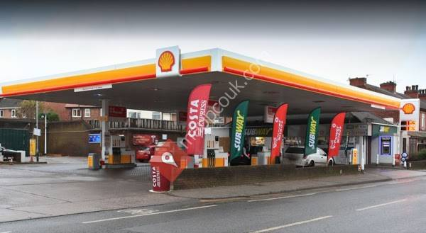SHELL Irlam Services | Subway - Costa - FREE ATM - Hand Car