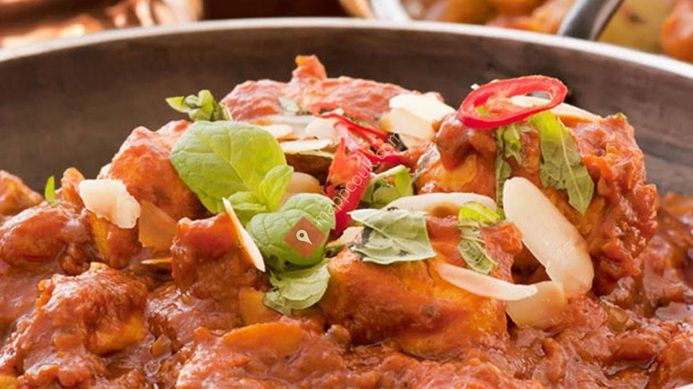 Spicy Kalkuta Club Takeaway