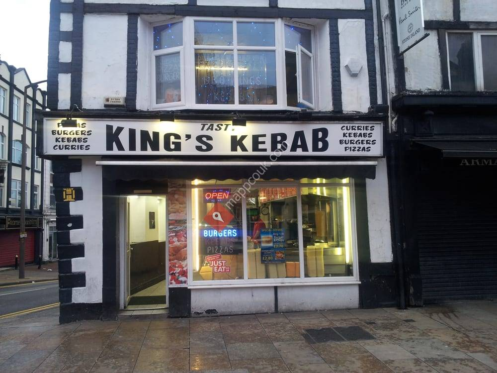 Tasty King Kebabs
