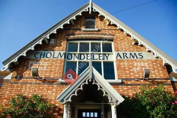 The Cholmondeley Arms Inn - Good Pub Food - B&B in Cheshire
