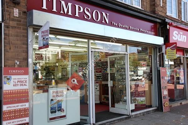 Timpson Locksmith's & Safe Engineers