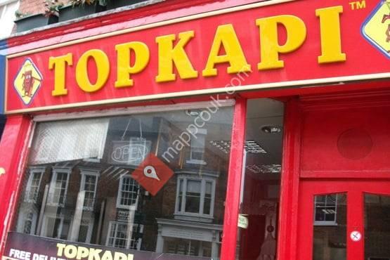 Topakapi Kebab House