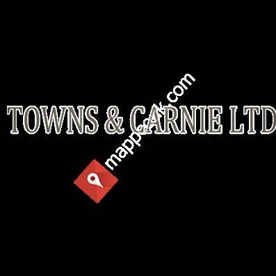 Towns & Carnie